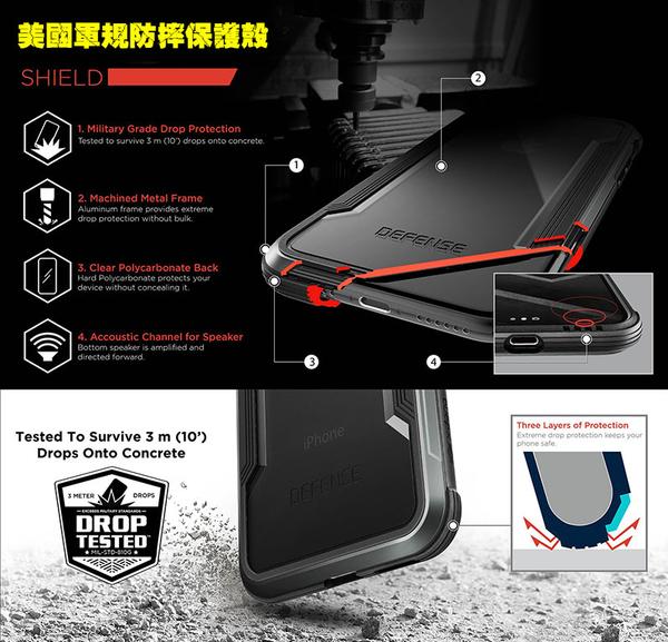 Apple iphone7 plus/i8 5.5吋刀鋒極盾系列 防摔殼 保護殼 手機套 iphone 7+手機殼 金屬保護殼 iphone8