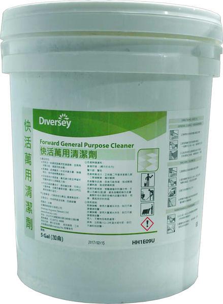 泰華施 快活萬用殺菌清潔劑 (5加侖)
