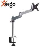 [富廉網] Xergo EM33116 鑽石系雙延伸臂螢幕支架(夾桌型)(和順電通)