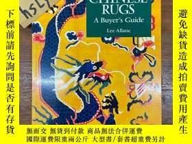 二手書博民逛書店CHINESE罕見RUGS, a buyer's guideY2