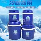 車載冰箱 保溫箱冷藏箱家用車載戶外冰箱釣魚儲藏桶裝冰塊便攜保冷保鮮冰桶 3c公社 YYP