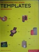 【書寶二手書T7/設計_YHX】The Packaging and Design Templates Sourcebook_Herriott, Luke (COM)