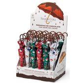 西班牙Simon Coll聖誕雨傘巧克力35g