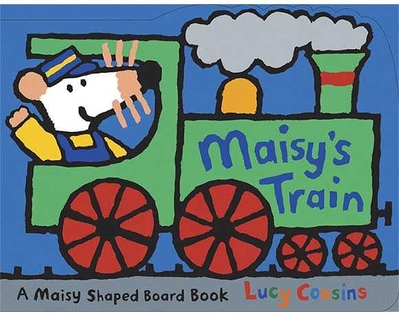Maisy's Train 波波的火車 故事小書