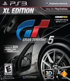 PS3 Gran Turismo 5 XL Edition 跑車浪漫旅 5 XL Edition(美版代購)