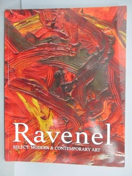 【書寶二手書T5/收藏_EQ7】Ravenel_Select:Modern&…Art_2019/6/1