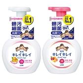 日本獅王 LION 趣淨抗菌洗手慕斯 250ml 瓶裝 洗手乳 清新果香 清爽柑橘 6848