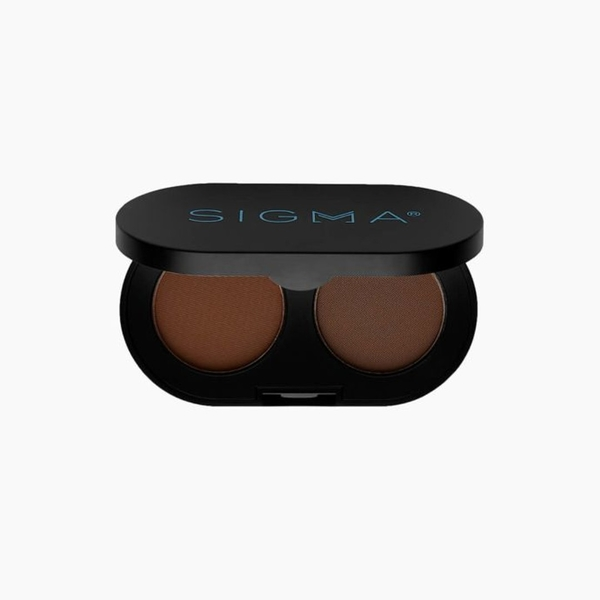 Sigma COLOR + SHAPE BROW POWDER DUO 雙色眉粉 美國官方授權經銷商 色號:DARK