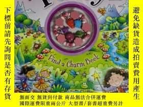 二手書博民逛書店SEEK罕見AND FIND FAIRY FIND A CHARM BOOK兒童讀物 英文版Y42402