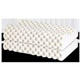 枕頭 睡眠博士泰國乳膠枕頭一對成人護頸椎枕芯橡膠枕頸椎枕頭單人