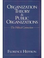 二手書《Organization theory and public organizations : the political connection》 R2Y ISBN:013642208X