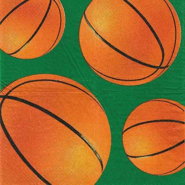 紙巾16入-籃球