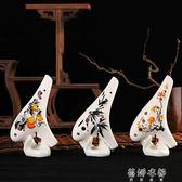 12孔陶笛成人初學者兒童小學生易入門中音ac調桃笛陶瓷樂器  蓓娜衣都