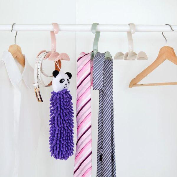 [超豐國際]包包收納架衣柜免釘掛架掛鉤 創意掛領帶架子掛包架掛衣