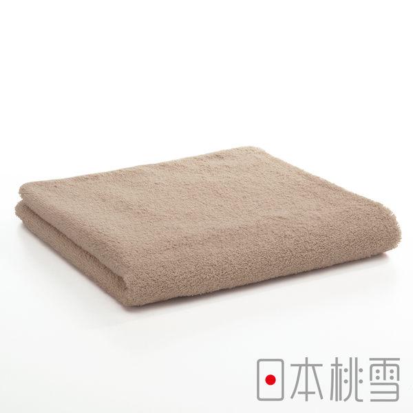 日本桃雪飯店毛巾(胡桃色)