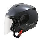 【東門城】ASTONE RST 素色(深灰) 半罩式安全帽 雙鏡片