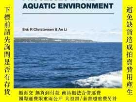 二手書博民逛書店Physical罕見and Chemical Processes in the Aquatic Environme