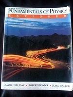 二手書博民逛書店 《Fundamentals of Physics: Extended Edition》 R2Y ISBN:0471600121│DavidHalliday