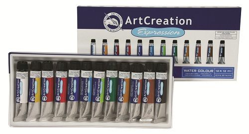 梵谷系列 Royal Talens Art Creation 水彩顏料 12入12 ml*9012012M