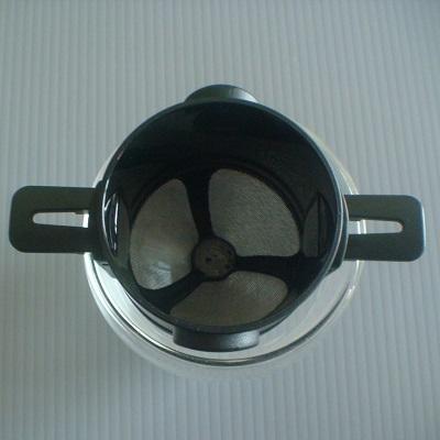 #304不鏽鋼掛耳式濾杯(不含茶杯)/重複用.耐高溫
