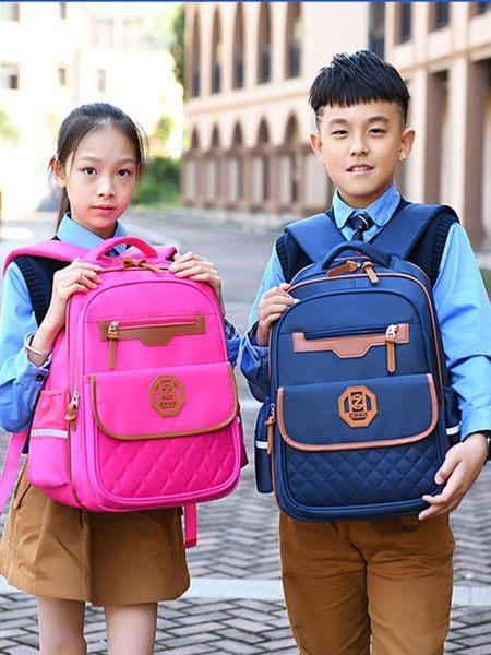 兒童書包小學生1-3-6年級男女孩後背背包12周歲減負護脊防水韓版8   魔法鞋櫃