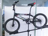 自行車 BMX小輪車花式街車20寸碟剎表演車v剎自行車特技動作 俏女孩