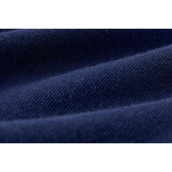 FILA NEWTRO MANIA 男女款丈青色針織束口長褲-NO.1PNV-1410-NV