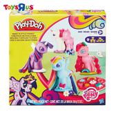 玩具反斗城  培樂多彩虹小馬造型遊戲組