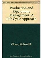 二手書博民逛書店 《Production & Operations Management: A Life Cycle Approach》 R2Y ISBN:025610039X