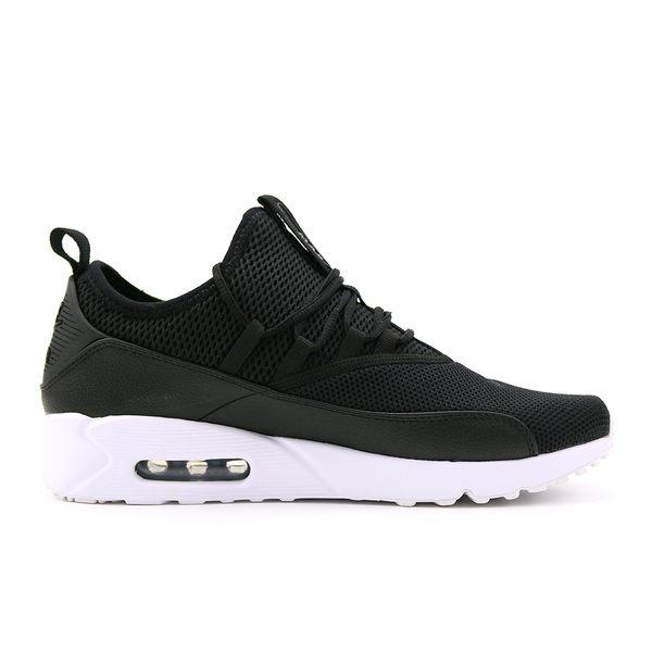 Nike AIR MAX 90 EZ 男款黑色休閒慢跑鞋-AO1745001