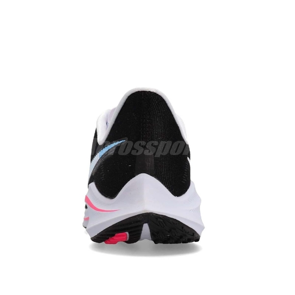 Nike 慢跑鞋 Wmns Air Zoom Vomero 14 黑 藍 避震穩定 運動鞋 女鞋【ACS】 AH7858-004