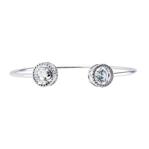史努比SNOOPY-期待-純銀手環