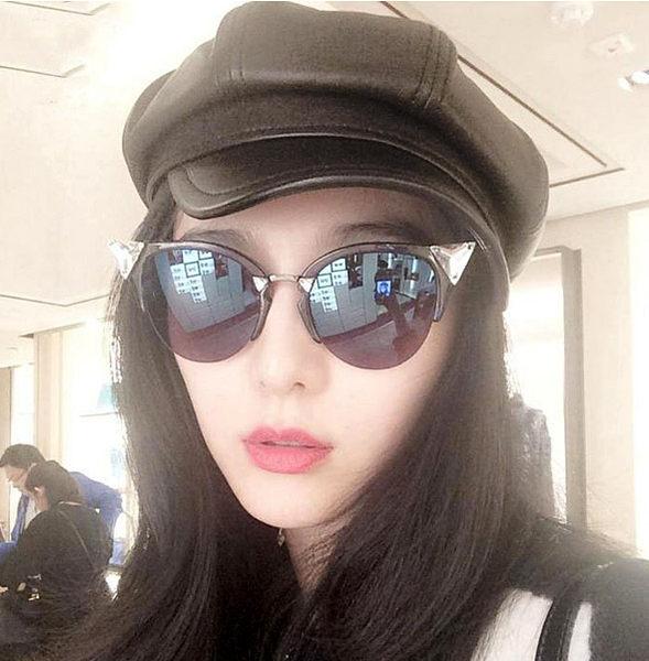 貝蕾帽 皮帽 明星同款八角帽 (5色)【Ann梨花安】現+預