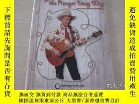 二手書博民逛書店Rhythm罕見Guitar the Ranger Doug W