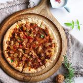 菜板 實木披薩板木托盤 斑馬木點心水果砧板面包板 森活雜貨