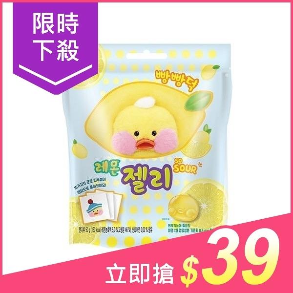 韓國 FANFANDUCK 軟糖(檸檬口味)50g【小三美日】原價$69