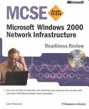 二手書 《MCSE Microsoft Windows 2000 Network Infrastructure Readiness Review: Exam 70-216》 R2Y ISBN:0735609500