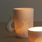 日本KINTO Mugtail 童話動物杯(狐狸)《WUZ屋子》