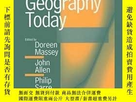 二手書博民逛書店Human罕見Geography TodayY364682 Massey, Doreen (edt)  All