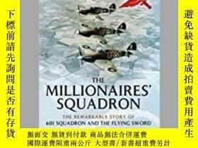 二手書博民逛書店The罕見Millionaires' Squadron (damaged)-百萬富翁中隊(受損)Y414958