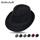 紳士帽 新款時尚紳士帽爵士帽韓版潮男女英倫復古小禮帽休閒舞臺牛仔帽子 星河光年