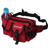 腰包 新款戶外腰包多功能男女水壺包單肩斜挎背包登山包
