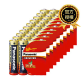 國際牌 Panasonic 4號40入 大電流鹼性電池收縮量販包