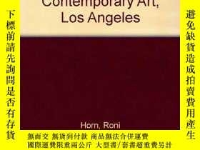 二手書博民逛書店Roni罕見HornY346464 Klaus Kertess,