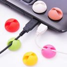 [24H 現貨快出] 時尚 可愛 矽膠繞線器 多功能捲線器 耳機 收納 MP3 耳機 捲線器 繞線器 整線