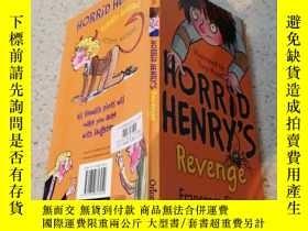 二手書博民逛書店Horrid罕見Henry s Revenge可怕的亨利復仇Y200392