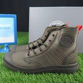 【iSport愛運動】Palladium 高統靴 PAMPA AMPHIBIAN 正品 75988335 男款 綠