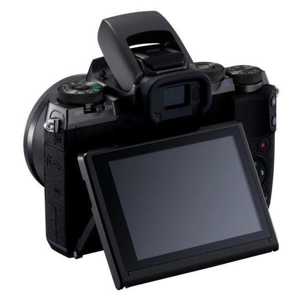 《映像數位》 CANON EOS M5 機身+ 15-45mm IS STM KIT組 【彩虹公司貨】***