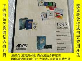 二手書博民逛書店Educational罕見Materials Catalog 1