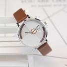手錶女 2020新款珂紫大表盤概念手表女韓版個性復古女士小眾防水學生腕表